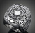 America Alabama College 1978 Championship Ring Custom University Fans Ring