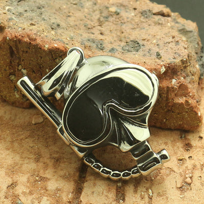 316L Stainless Steel Cool Diver Pendant Newest - Mirage Novelty World