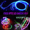 LED Fiber Optic Whip Led Glow Gloves Multicolor Dance Whip Light Up Rave Toy Flashlight Dance Festival Glow Stick - Mirage Novelty World