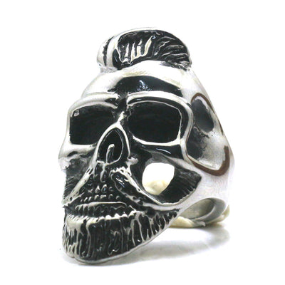 Mens Boys 316L Stainless Steel Cool Big Vikings Silver Hot Ring Guarantee 100% - Mirage Novelty World