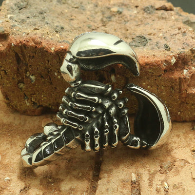 316L Stainless Steel Cool Scorpion Newest Pendant - Mirage Novelty World