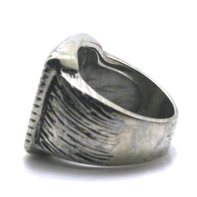 316L Stainle Steel Punk Gothic Cool  Ring - Mirage Novelty World