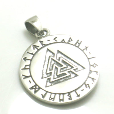 Men Boy 316L Stainless Steel Cool Northern Europe Viking Pendant Newest - Mirage Novelty World