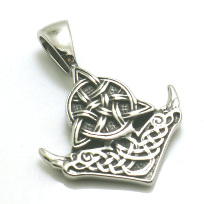 316L Stainless Steel Cool Viking Anchor Vintage Pendant - Mirage Novelty World