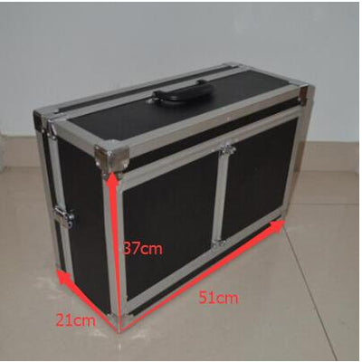Carrying Case & Fold-Up Table Base,Magic Illusions For Magicians,Professional Magic Tricks,Magician Accessories,Stage Magic - Mirage Novelty World