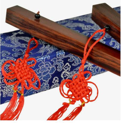 Chinese Distaff (Mahogany Collector'S Edition),Magic Illusions For Magicians,Professional Magic Tricks,Magician Accessories - Mirage Novelty World