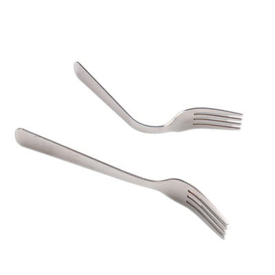 Shift / Self Bending FORK, Psy Fork - Easy Magic Props,Mentalism Tricks,Magic Accessories Stage Magic Mentalism Illusion Magic - Mirage Novelty World