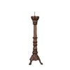 Floor hotel decor antique bronze lamp holder statue antique lamp statue - Mirage Novelty World