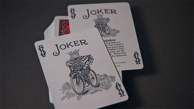 1 DECK Bicycle Tragic Royalty Standard Poker Playing Cards tragicroyalty deck Brand New Deck Magic - Mirage Novelty World