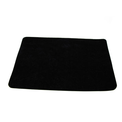 Large size 60*40cm Black Professional Poker Card deck Mat Pad close up magic tricks magician props - Mirage Novelty World
