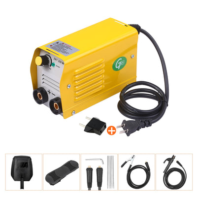 Arc Welder 250Amps IGBT Welding Machine Portable Mini Electric Welder Anti-Stick for 2.5-3.2mm Rods for Welding Electric Work - Mirage Novelty World
