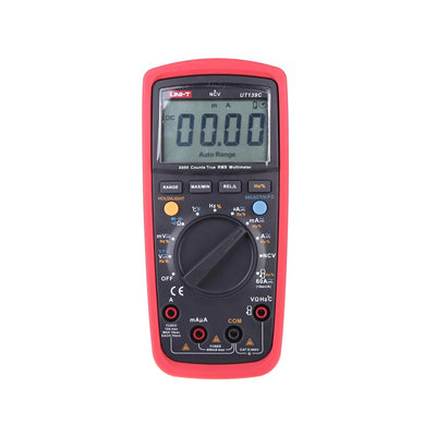 Portable Digital Multimeters Tester Mini AC/DC Voltage Meter Voltmeter AC Current Tongs Insulation Resistance Capacitance Diode - Mirage Novelty World