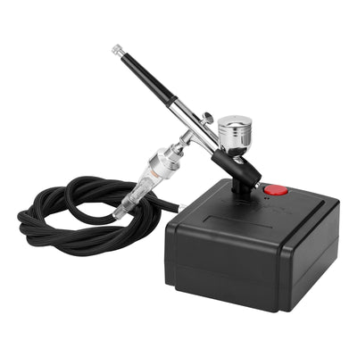 Professional Airbrush Set for Model Making Art Painting with Air Power Adapter Airbrush Holder Air Compressor Airbrush Set