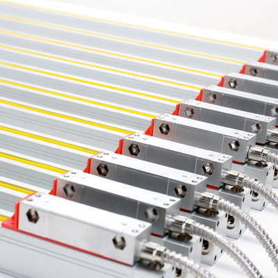 Multiple Ranges Grating Ruler Electronic Rulers Optical Ruler Linear Scale Milling Machine Lathe Accessories Measuring Tools - Mirage Novelty World