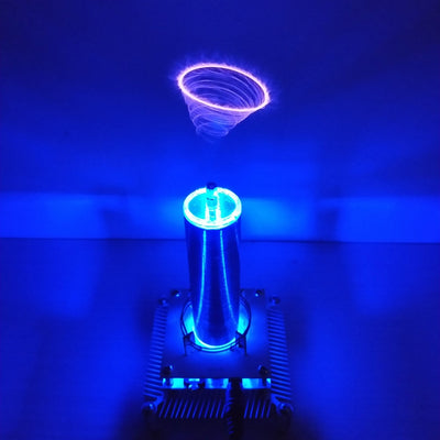 Multifunctional Electronics Audio Music Tesla Coil Module Plasma Speaker Wireless Transmission Sound Solid Science Music - Mirage Novelty World