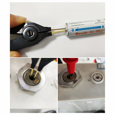 High Accuracy Fast YR1035 Lithium Battery 4-wire Internal Voltage Resistance Test Instrument 100V Electric Vehicle Group 18650 - Mirage Novelty World