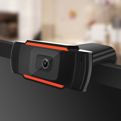 ViBAO K20 4K High Definition Webcam USB 2.0 67.9° Horizontal View Angle Web Camera with Microphone 1080P - Mirage Novelty World