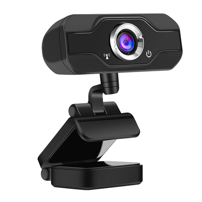 360° rotatable 2.0 HD Webcam 1920*1080p USB Camera Video Recording Web Camera with Microphone For PC Computer веб камера - Mirage Novelty World