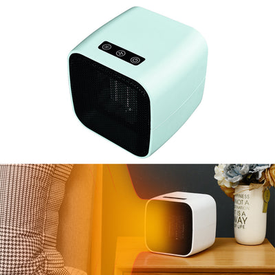 Mini Electric Heater Portable Space Home Office Winter Warmer Fan Air Heater - Mirage Novelty World