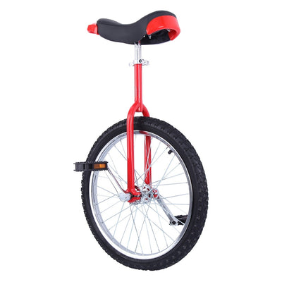 16/20 inch unicycle height adjustable unicycle bike Scooter Sports Scooter One Wheel Bike
