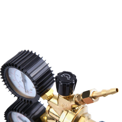 G 1/4 Brass Gas Pressure Reducing Valve Adjustable Regulator Argon CO2 Gas MIG MAG for Inert Gas Welding Equipment
