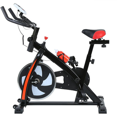 Exercise Bike Bicycle Pro Stationary Trainer Fitness Cardio Cycling Training Gym Indoor Fitness Equipment Home