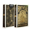 United States Bar Poker Bicycle Speakeasy Playing Card Original Import Magic Deck Magic - Mirage Novelty World