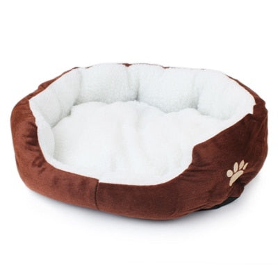 50*40cm Super Cute Soft Cat Bed Winter House for Cat Dog Pet - Mirage Novelty World