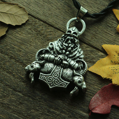 slavic pendant men nekclace viking jewlry - Mirage Novelty World