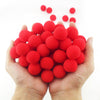 10PCS 2.5cm Finger Sponge Ball magic tricks Classical magician Illusion Comedy close-up stage card magic  Accessories - Mirage Novelty World
