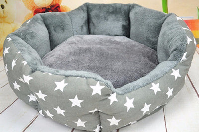 Dog Cat Soft Pet Pad Cushion Dog House Bed Furniture Pillow Small Medium Dogs Puppy - Mirage Novelty World