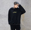Usa Men Hoodies Sweatshirts Smile Print Headwear Hoodie Hip Hop Streetwear Clothing Us size S-XL - Mirage Novelty World