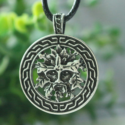 norse God viking pendant Necklace men necklace jewelry slavic pendant - Mirage Novelty World