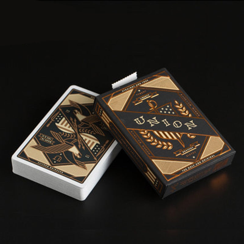 1 Deck A Typographer/'s Playing Cards USPCC Magic Poker Limited Edition Sealed
