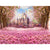 Fairy Tale Vinyl Photography Background Flower castle Backdrops for Photo Studio