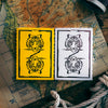 1 DECK The Hidden King Playing Cards Amur Tiger Manchurian Tiger Poker Size Deck By TWPCC New Sealed Magic - Mirage Novelty World