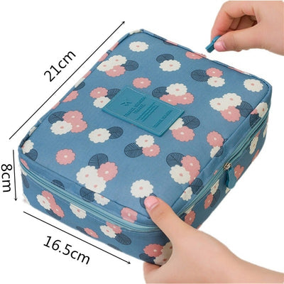 Brand Women Cosmetic Bag Multifunction Organizer Waterproof Portable Makeup Bag Travel Necessity Beauty Case Wash Pouch - Mirage Novelty World