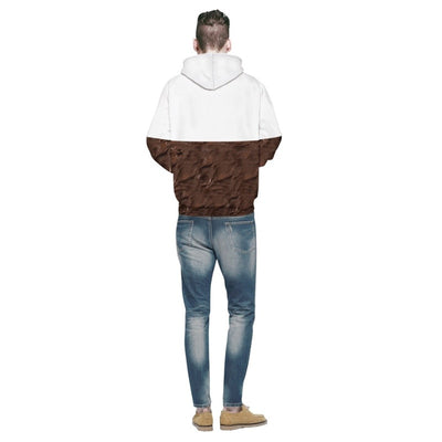 3d Print Nutella Pattern Men&Women Hoodies Couples Casual Style - Mirage Novelty World
