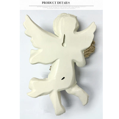 4pcs Resin of the type Europe angel ofing wall to hang home decoration - Mirage Novelty World