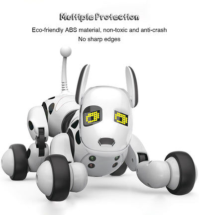 Intelligent RC Robot Dog Toy Smart Electronic Pets Dog Kids Toy Cute Animals RC Intelligent Robot - Mirage Novelty World