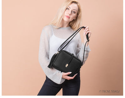 brand small shoulder bag for women messenger bags ladies PU leather handbag purse - Mirage Novelty World