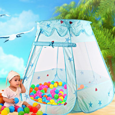 Folded Portable Kids Playhouses Tent - Mirage Novelty World