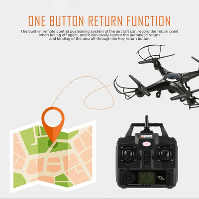 3MP Camera Quadcopter Aircraft Headless Mode Remote Control Helicopter Mini Drone Quadcopter with High Quality - Mirage Novelty World