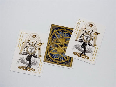 1 Deck Bicycle Astronomy Club 808 Playing Cards Collection Magic Poker Cards Magic Tricks - Mirage Novelty World