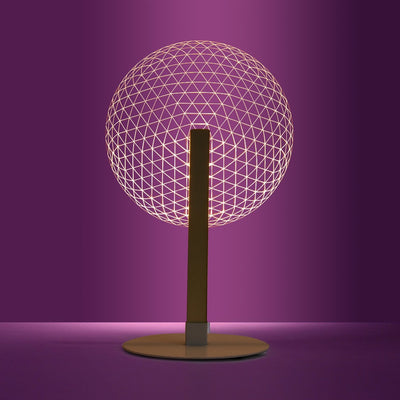 3D Effect Bloom Table Lamp Reading - Mirage Novelty World