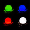 Remote light bulb magic trick 4 colors light magic props Colorful light bulb close up stage - Mirage Novelty World