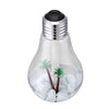 Portable USB LED Bulbs Shape Humidifiers Air Purifier Aroma - Mirage Novelty World