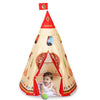 Natural Indian Pattern Portable Children Toy Tent  Indoor Outdoor Playhouse for Kids Gifts - Mirage Novelty World