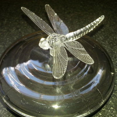 Color-Changing LED Garden Solar Light Outdoor Waterproof Dragonfly/Butterfly Solar LED - Mirage Novelty World