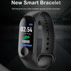 Men Women Sport Waterproof Watch Blood Pressure Heart Rate Monitor Smart Watch Men - Mirage Novelty World